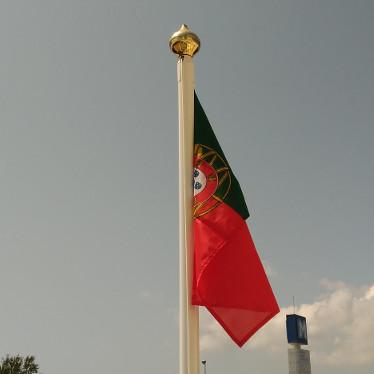 Mastros para bandeiras