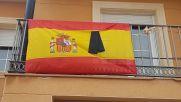 Bandeira de Espanha C/E